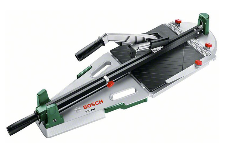 Bosch PTC 640 coupe carrelage manuel